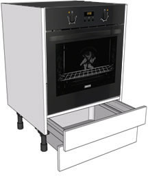 Install Single Oven