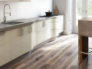 Lay the floor or fit the kitchen first diy kitchens for Kitchen flooring advice