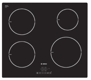 Win a Bosch Electric Induction Hob