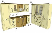 Broadoak Ivory Natural Kitchen Plan