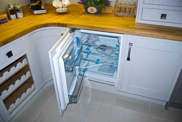 Highline appliance kitchen door
