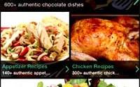 Recipes cookbook iphone app