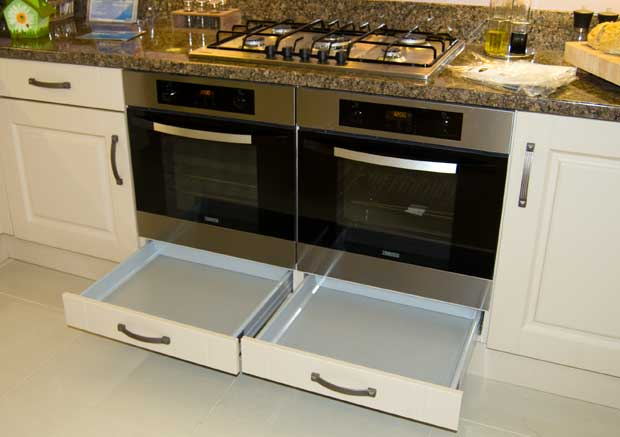 How to maximise kitchen space utilisation