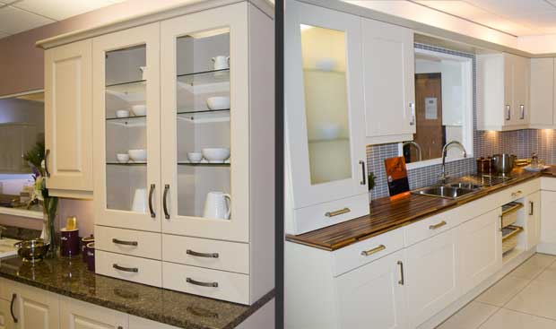 How to maximise kitchen space utilisation diy kitchens for Fitted kitchen dresser unit