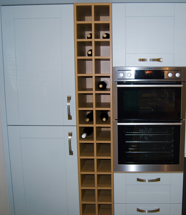 Do You Have Wine Bottle Racks Diy Kitchens Advice