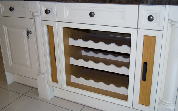 Do you have wine & bottle racks?