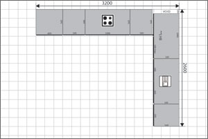 L Shaped Kitchen Design Layout what kitchen designs/layouts are there? - diy kitchens - advice