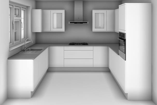 What Kitchen Designs/Layouts are there? - DIY Kitchens ...