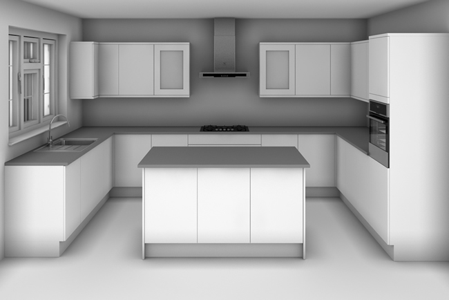what kitchen designs layouts are there diy kitchens kitchen with u shaped island