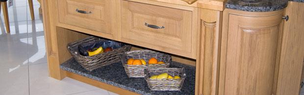 Open kitchen units diy kitchens advice for Double kitchen base unit