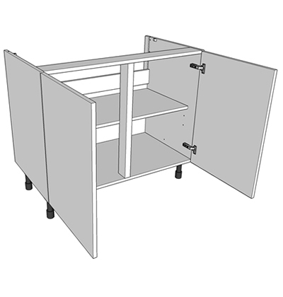 How does left & right door hinging work?