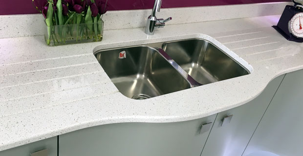 What is an undermount sink? - DIY Kitchens - Advice