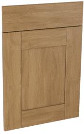 Linwood solid wood shaker kitchen