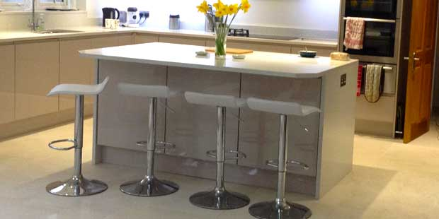 Kitchen Seating Idea