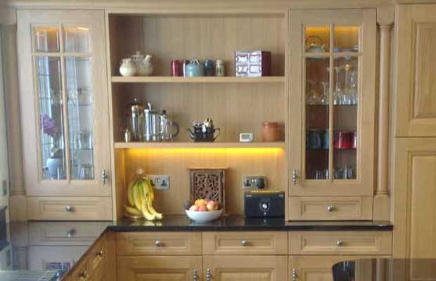 Worktop dresser unit example