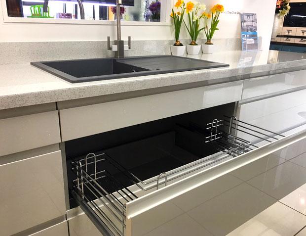 Sink base unit 1