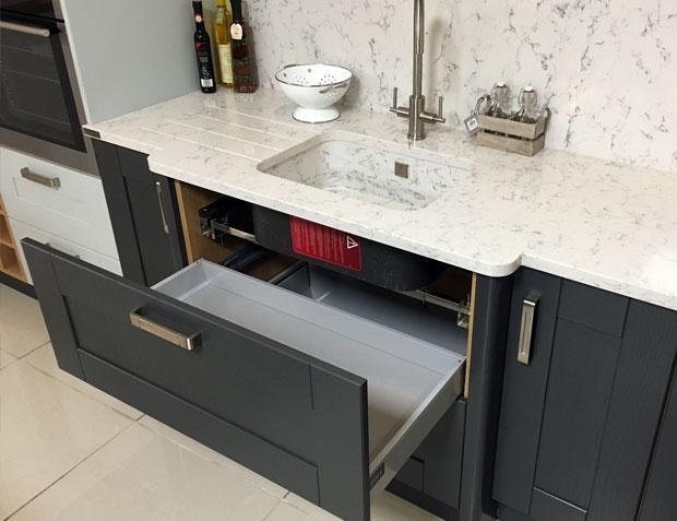 Sink base unit 8