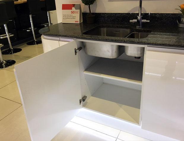 Sink base unit 9