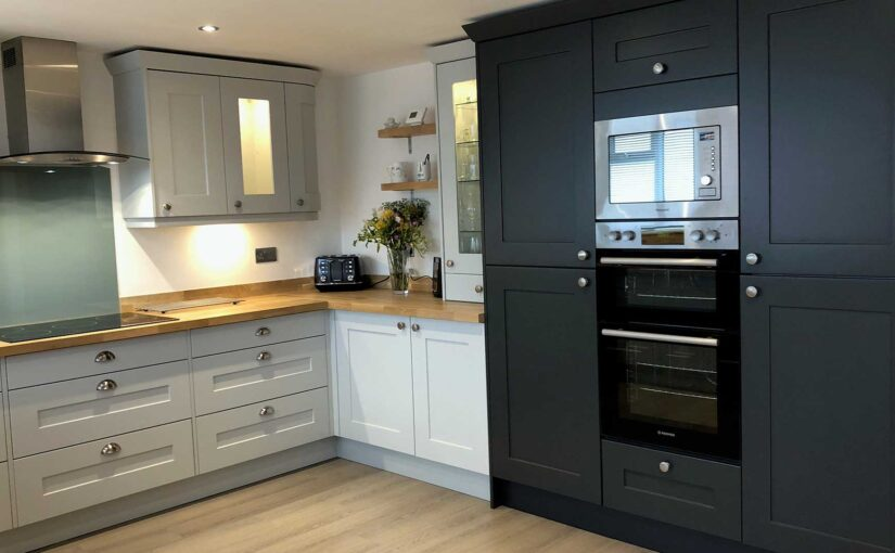 Do I need a housing unit for a double oven?