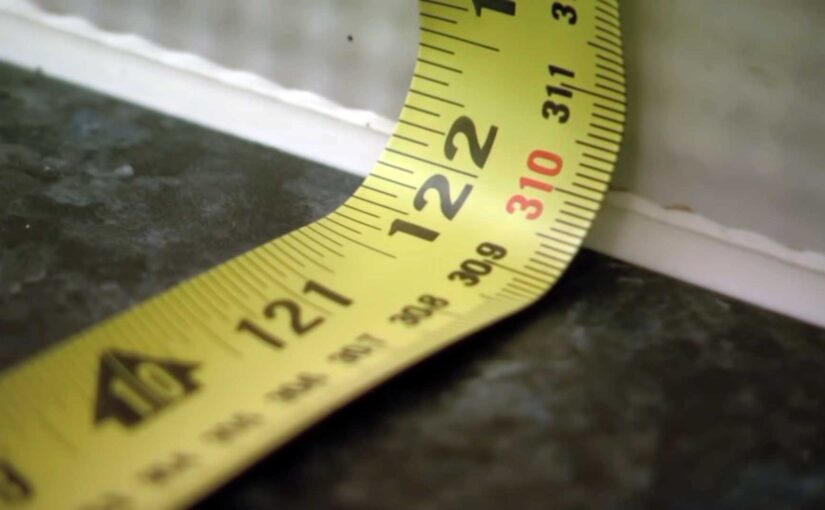 Measuring up your kitchen