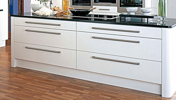 Kitchen Island  Wide