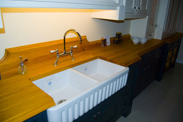 kitchen with belfast sink includes diy kitchens advice 6493