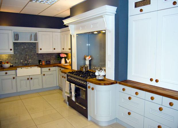 eden sanded traditional kitchen components - diy kitchens - advice
