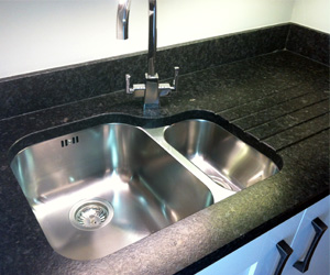 How Is An Undermount Kitchen Sink Attached