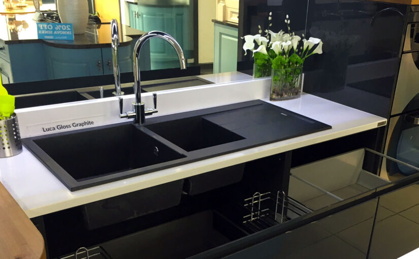 What type of sink do I need for a granite worktop?