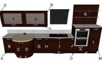 Izari Kitchen Components