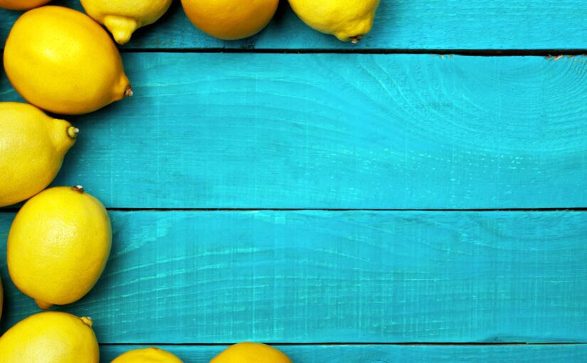 14 things you can do with a lemon!