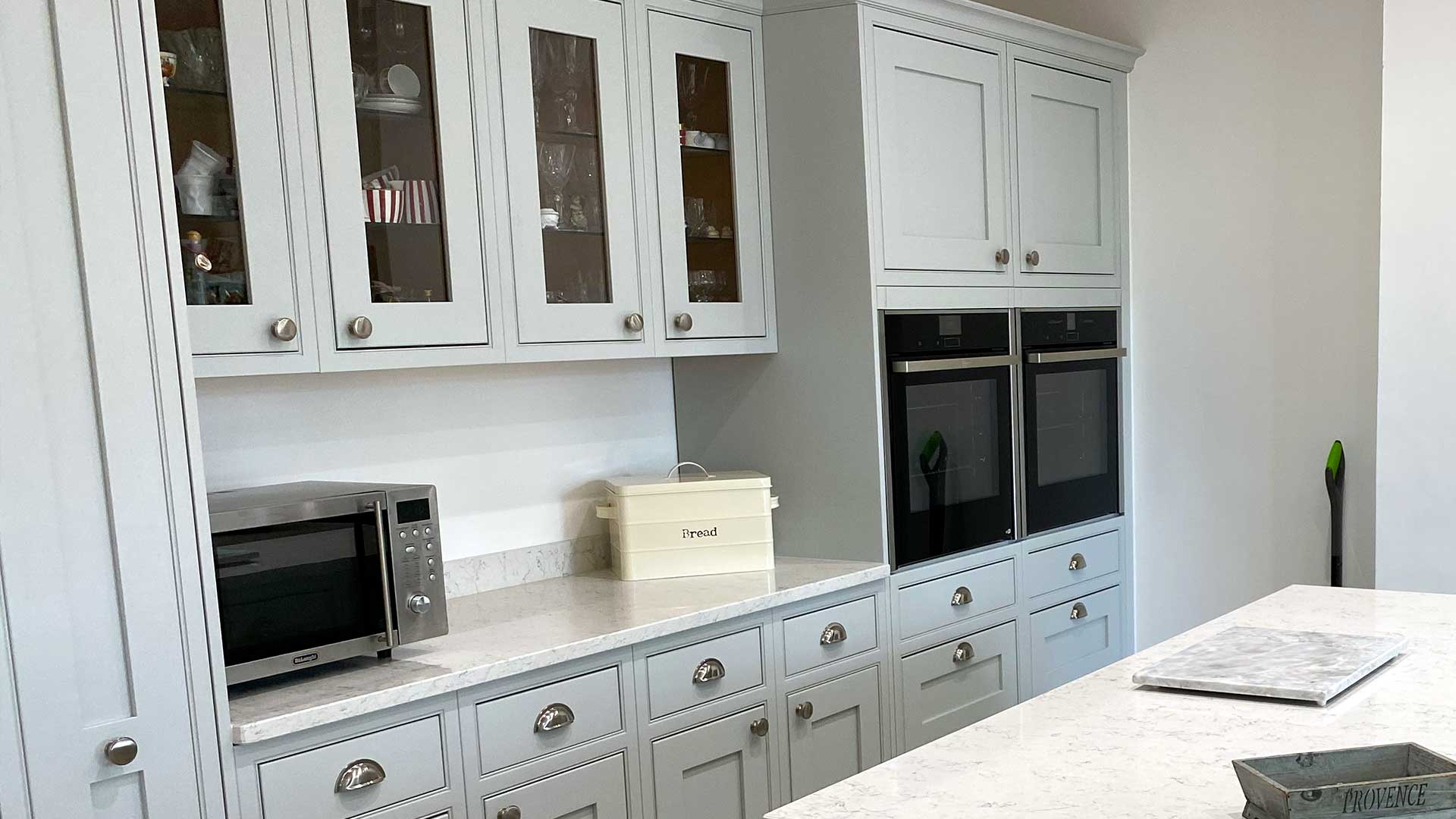 Which Cupboards Need End Panels Diy Kitchens Advice