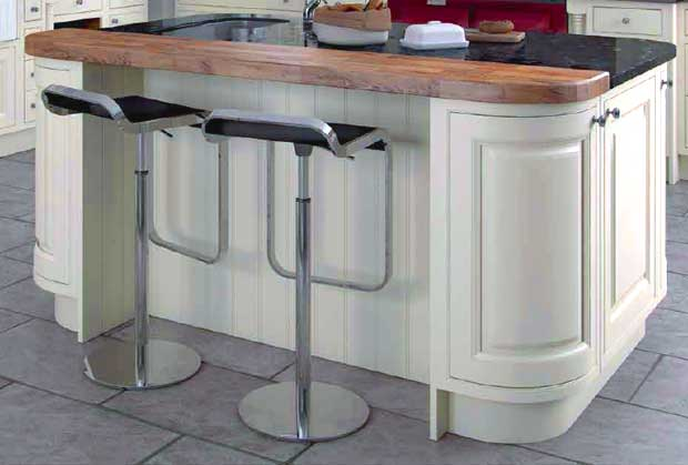 Small Island Kitchen Units