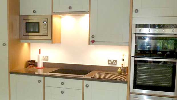 Picture Of Single Wall Kitchen