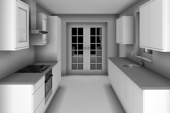 What kitchen designs layouts are there diy kitchens advice for U shaped galley kitchen designs