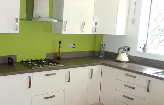 Kitchen Tiled Splashbacks Uk