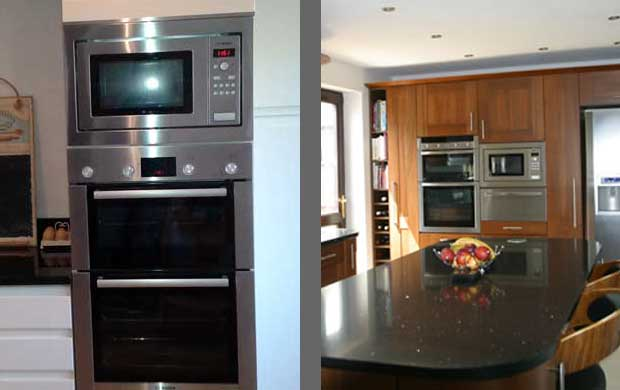 Which appliances fit in tall kitchen units diy kitchens for Tall kitchen wall units