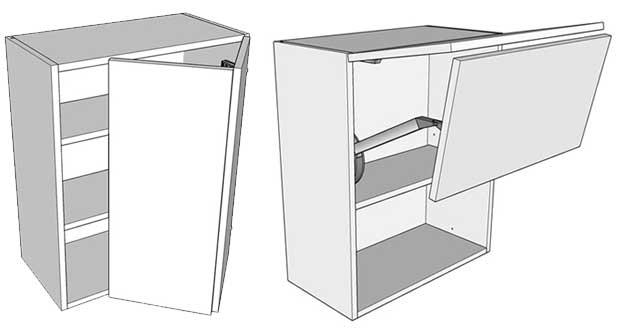 Door For Kitchen Units