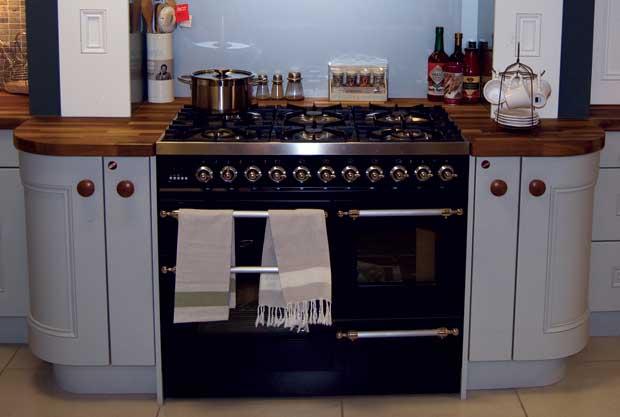 A Rangemaster Oven