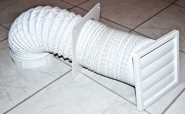 Cooker Hood Ducting Kit