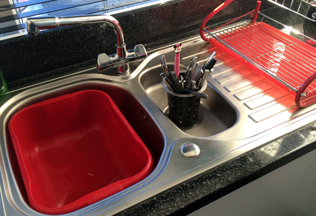 1.5 bowl sink