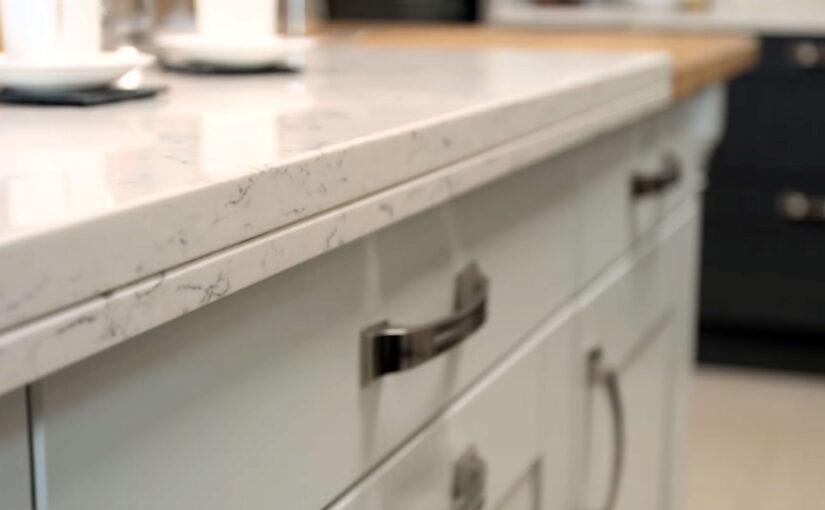 Granite worktop profile