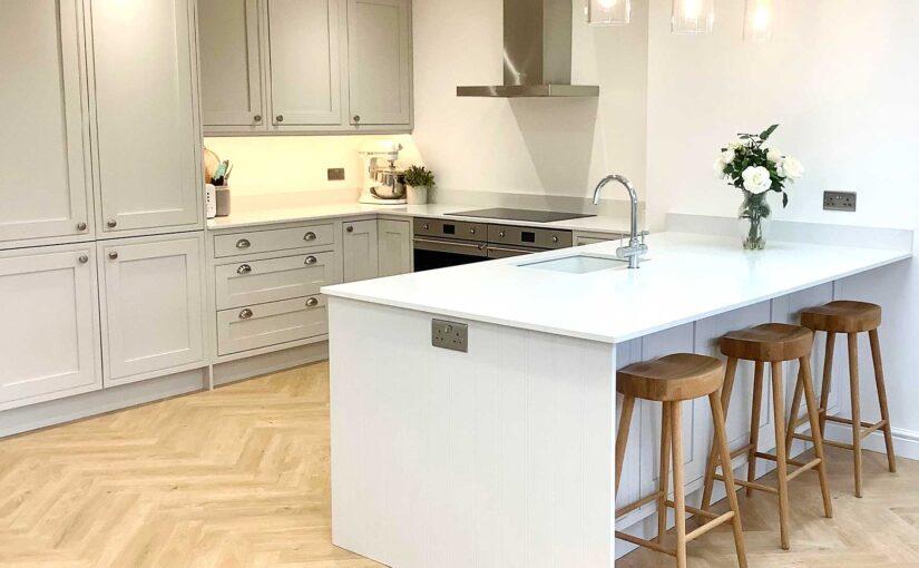 The differences between granite & quartz kitchen worktops