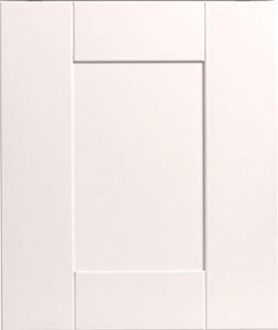 Innova linwood white shaker door