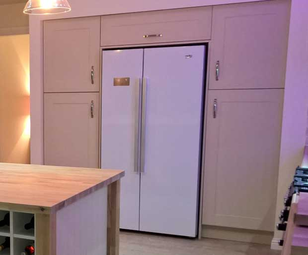 American fridge/freezer