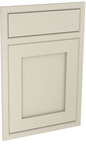 Helmsley inframe kitchen door