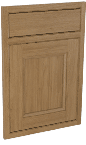 Tockwith inframe kitchen door