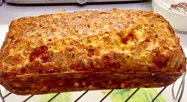 Firebread recipe