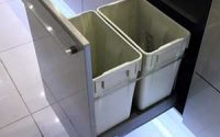 Pull out waste bin