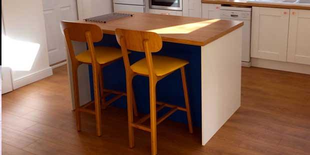 Kitchen Seating Idea